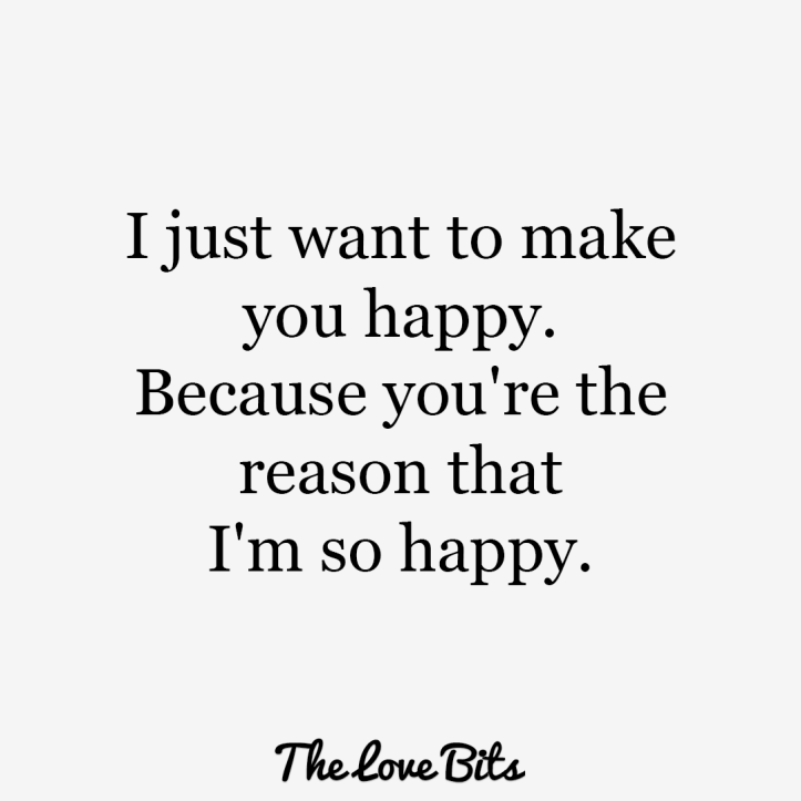 15 short love Quotes to make her smile and happy – My ...
